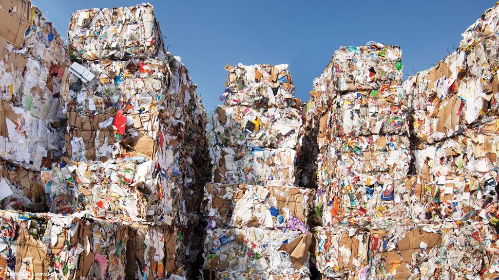 Biomontan GmbH Papier- und Zellstoffindustrie Altpapier