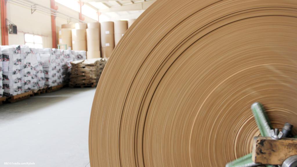 Biomontan GmbH Papier- und Zellstoffindustrie Kraftpapier
